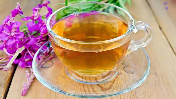 Холодное заваривания иван чая