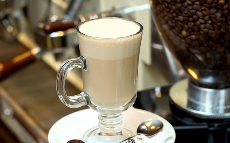 Как приготовить раф кофе