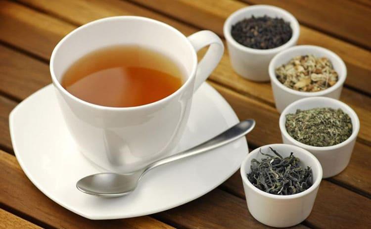 Аллергия на разные виды чая