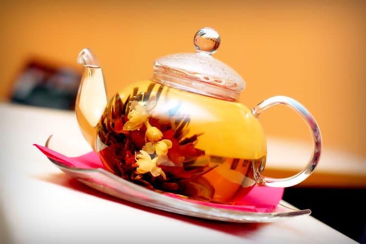 Отказ от чая пр аллергии