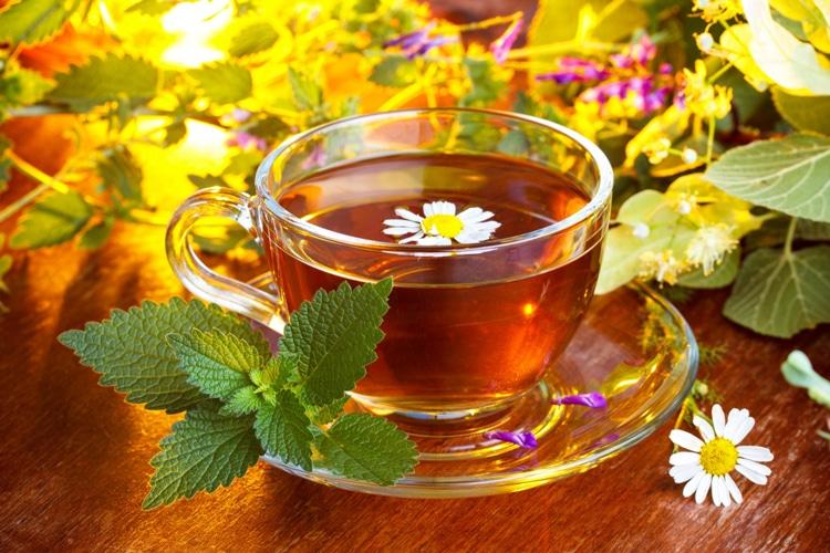 Состав лактогонного чая
