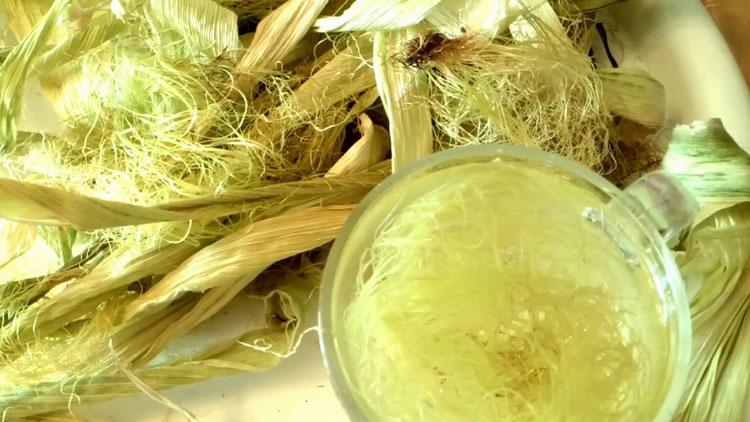 Кукурузные рыльца в Турбослим очищение