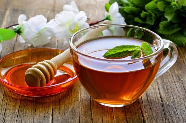 Чай с бергамотом детям