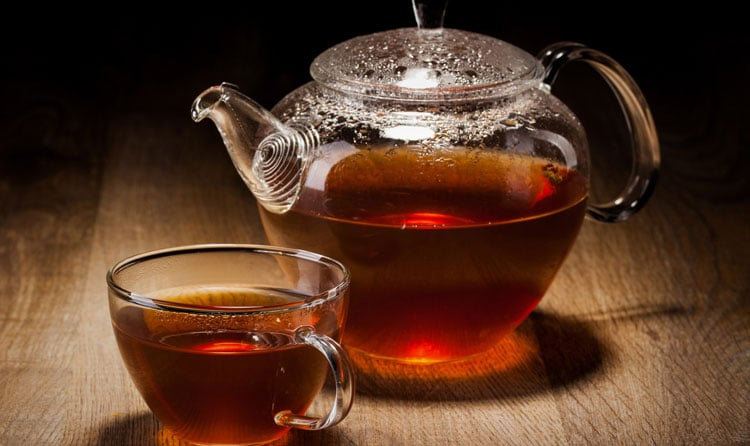 Виды чая с бергамотом