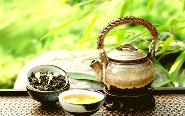 Как заварить зеленый чай с жасмином