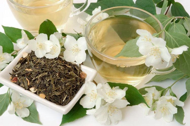 Как хранить чай с жасмином
