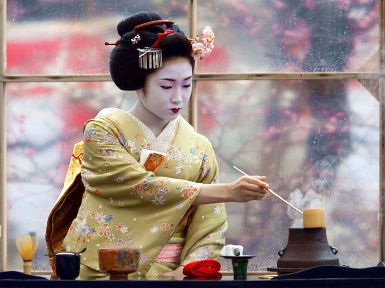 Принципы чайной церемонии