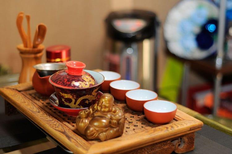 Особенности чайной церемонии
