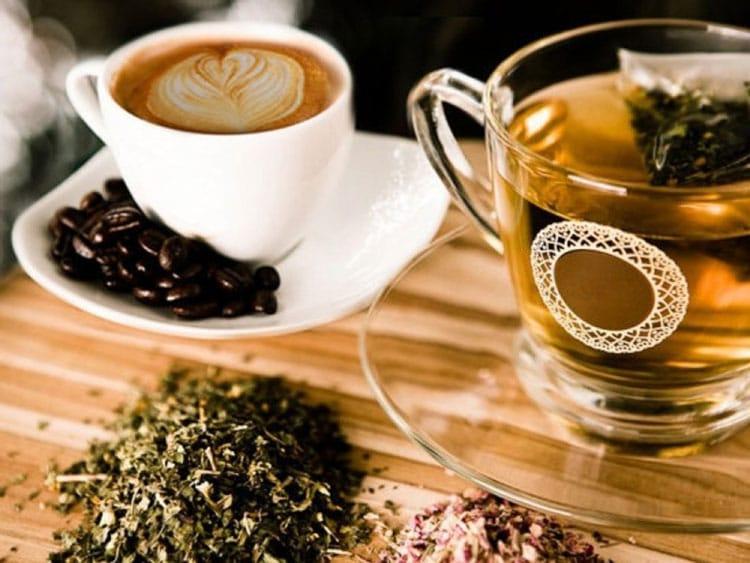 Где содержится кофеин
