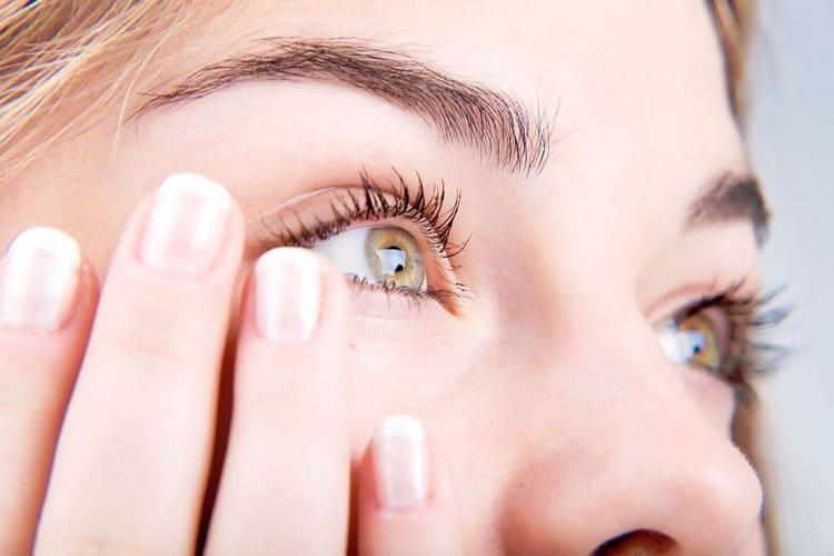 Заболевания глаз и заварка