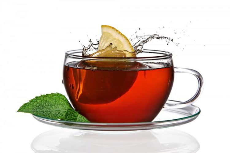 Энергетик из чая
