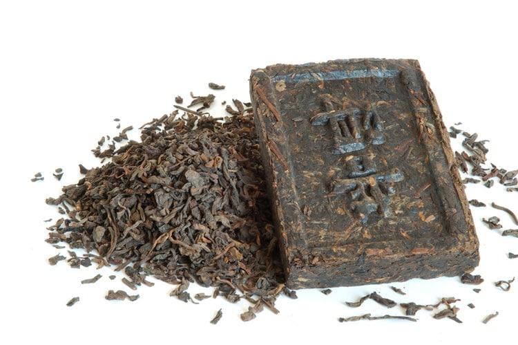 Сколько хранится чай Пуэр