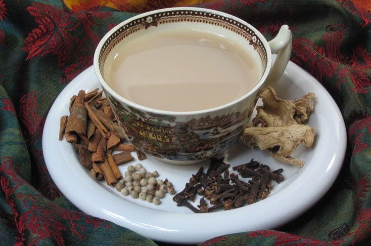 Классический чай Масала