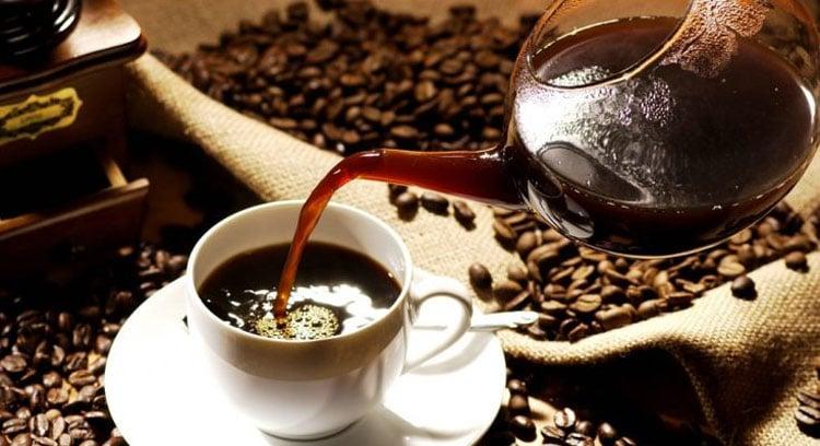 Когда кофе повышает давление