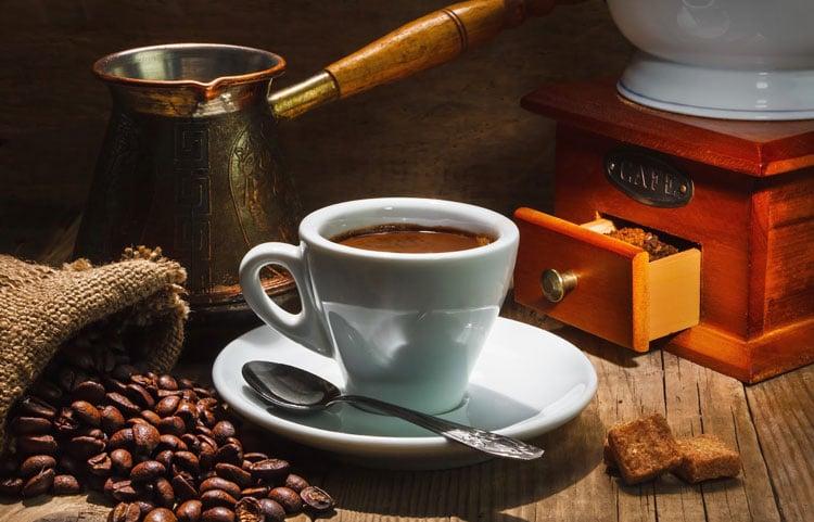 Калорийность кофе с медом