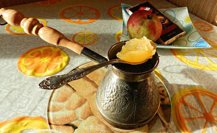 Как приготовить кофе с медом