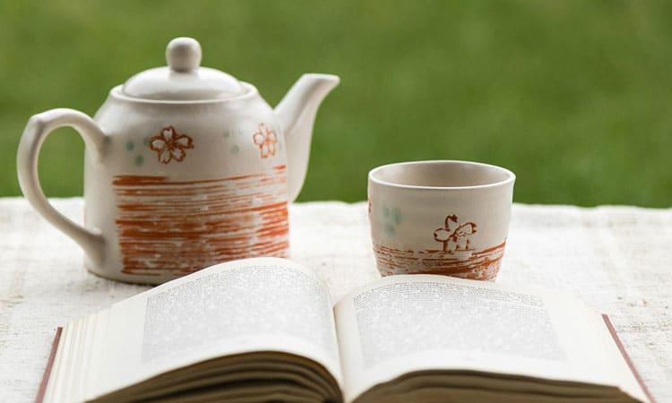 Молитва для монастырского чая