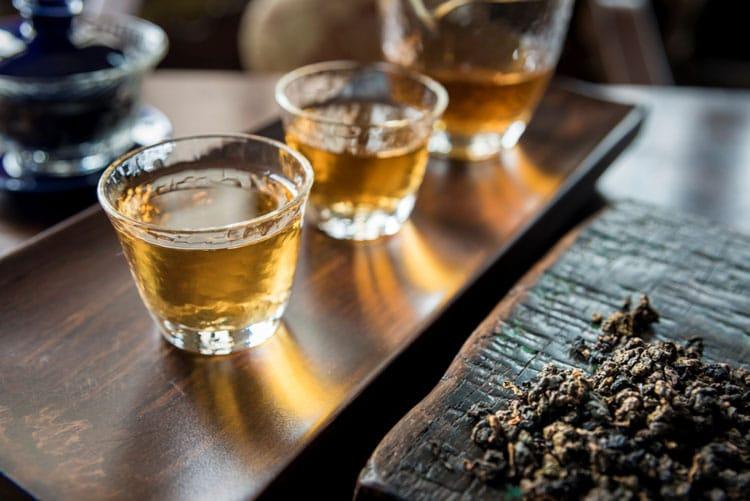Как заваривать чай Габа