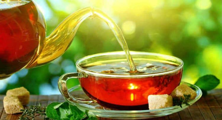 Как принимать успокоительные чаи