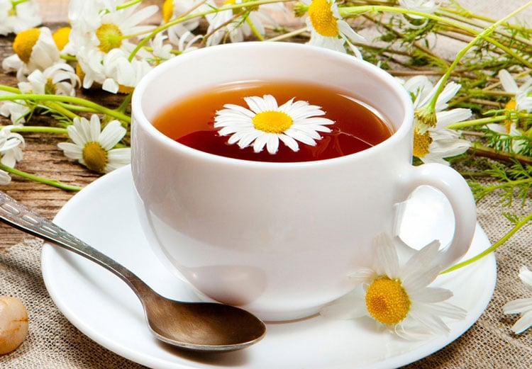 Рецепты успокоительного чая