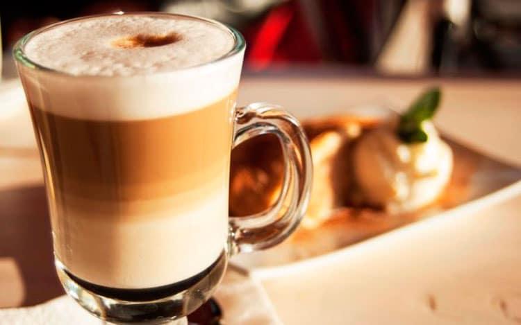 Как выглядит кофе Латте