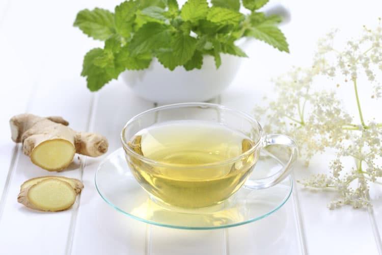 Рецепты зеленого чая для похудения