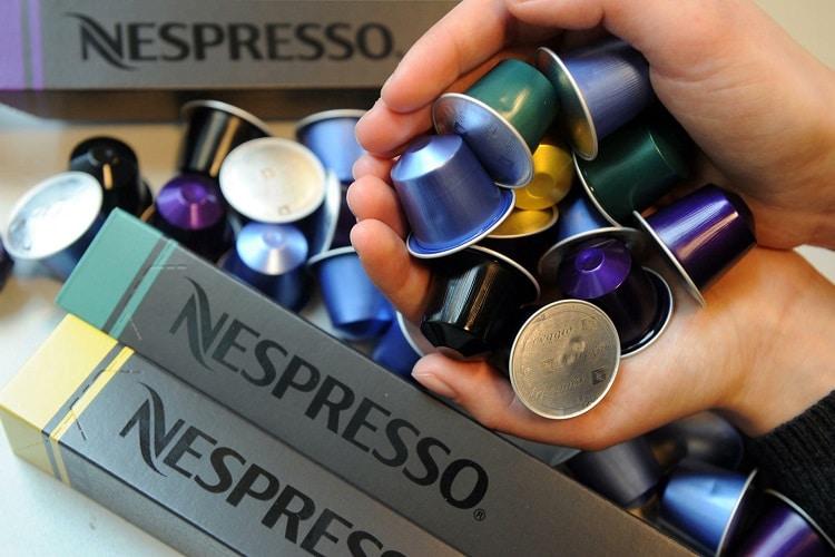 Капсулы с кофе