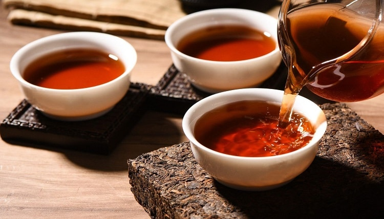 Заваривание чая