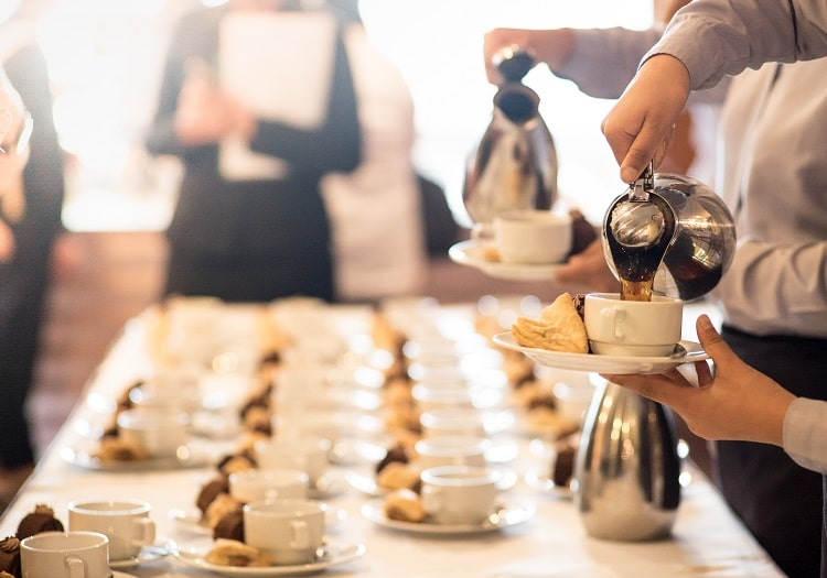 Закуска для кофе-брейка