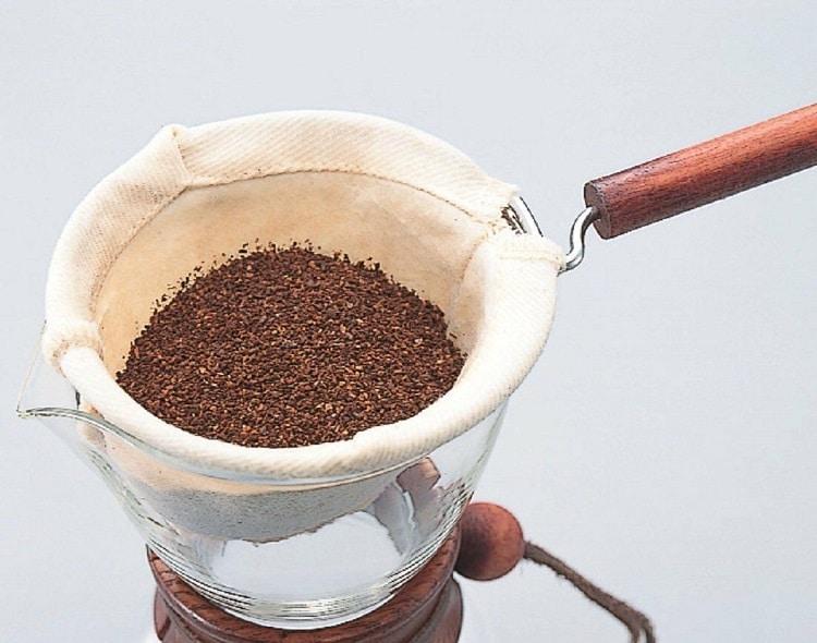 Хлопковый фильтр для кофе
