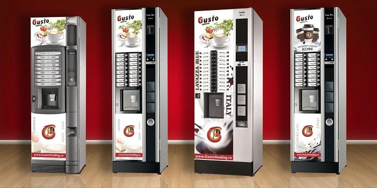 Виды автоматов