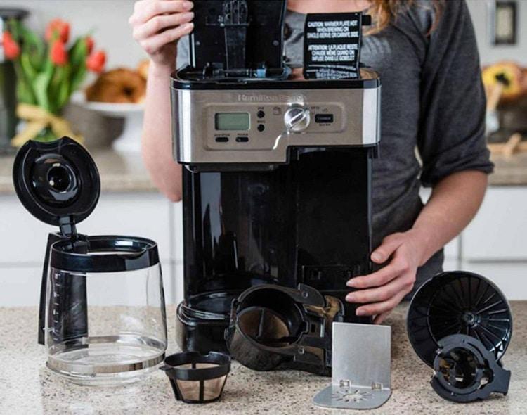 Когда чистить кофемашину