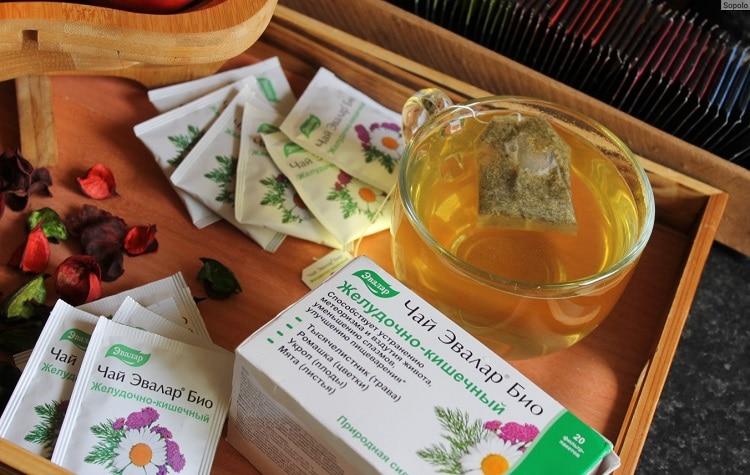 Полный обзор ассортимента Эвалар Био: 12 видов чая, назначение, противопоказания