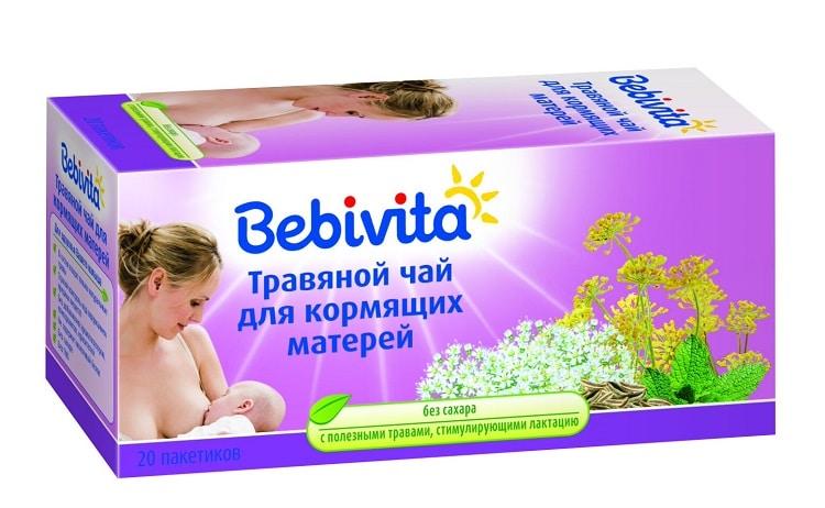 Чай Bebivita