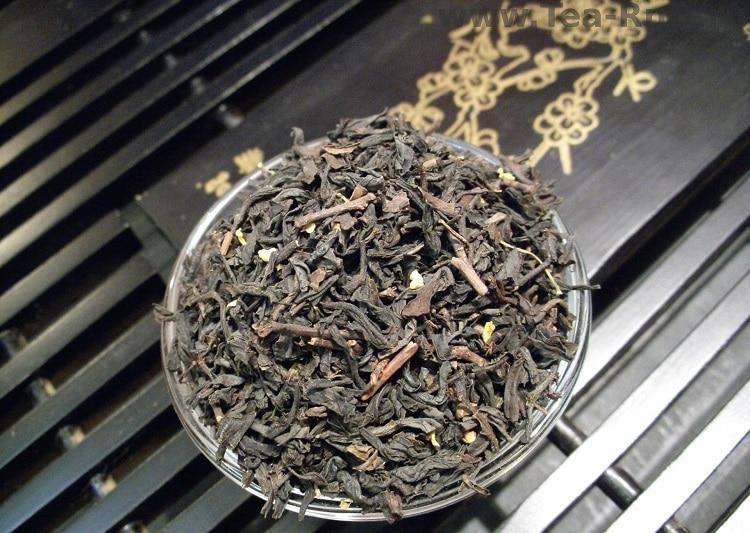 Чай с османтусом