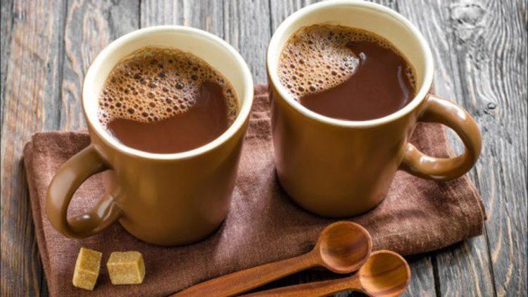 Готовый напиток из какао