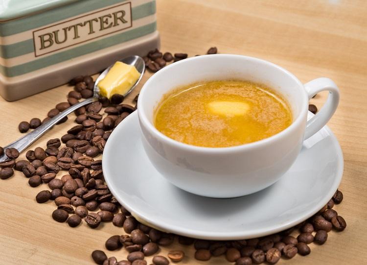 Кофе с добавлением масла