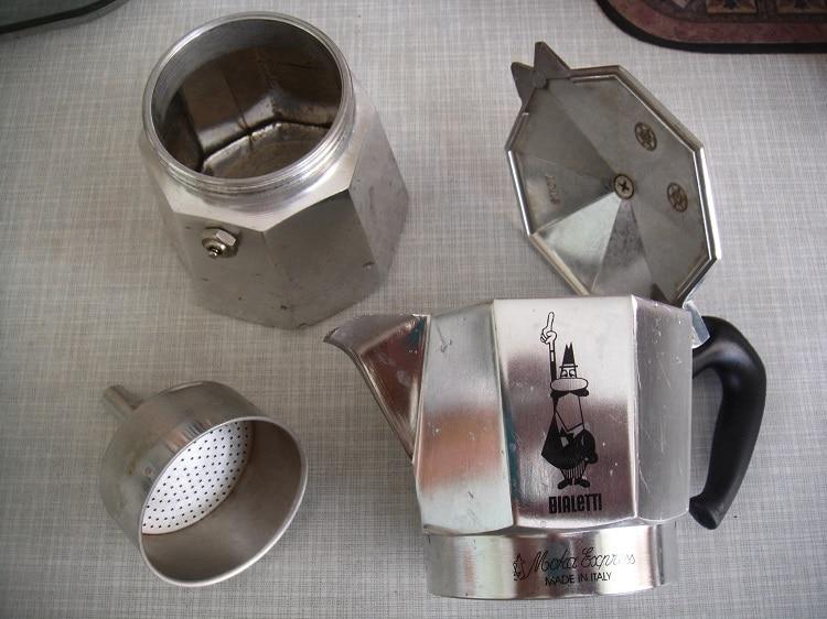 Образец кофеварки