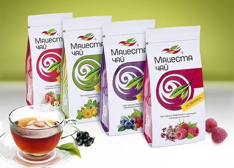 Чай Мацеста