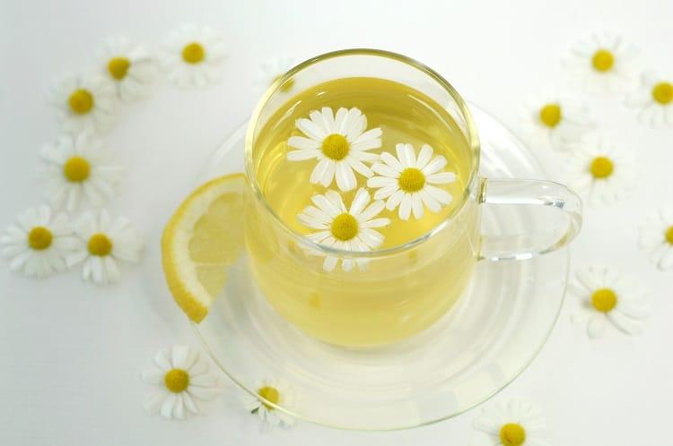 Чай из ромашки