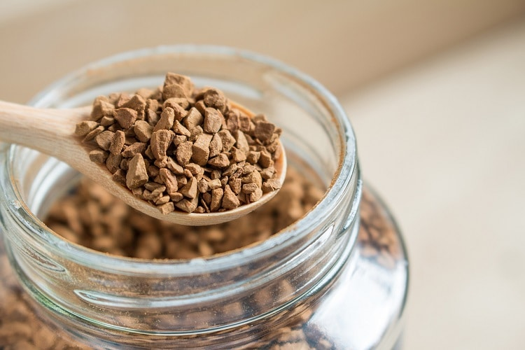 Кофе в гранулах