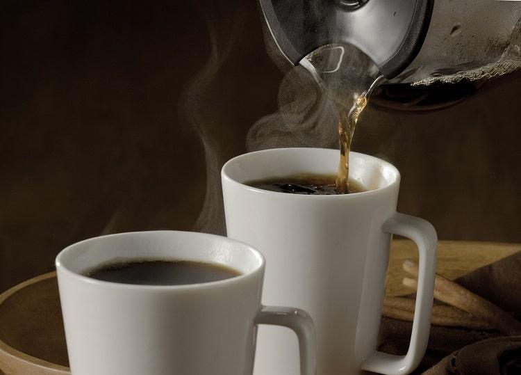 Приготовление растворимого кофе