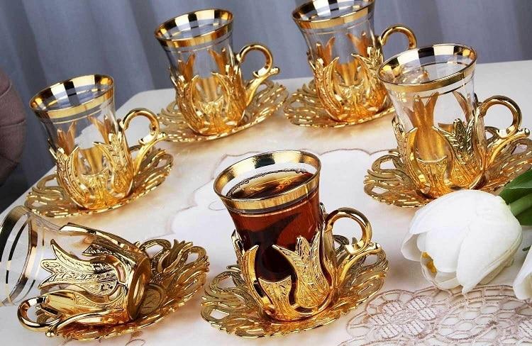 Стаканы для чая