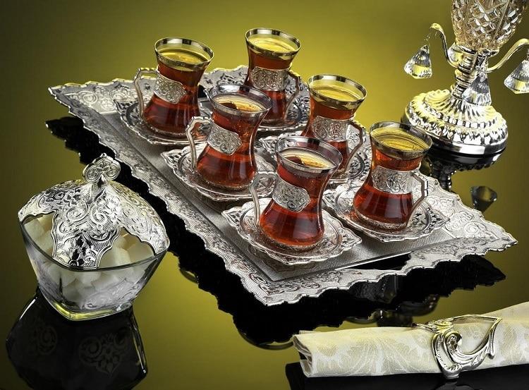 Набор турецких стаканов