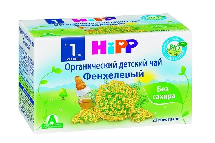 Чай Хипп