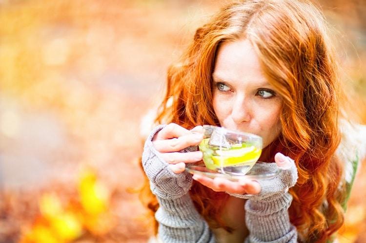 Прием зеленого чая от давления