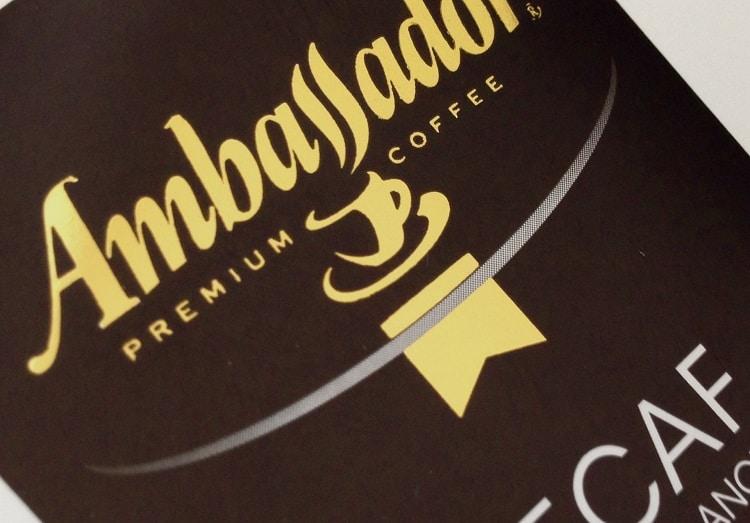 Логотип Амбассадор