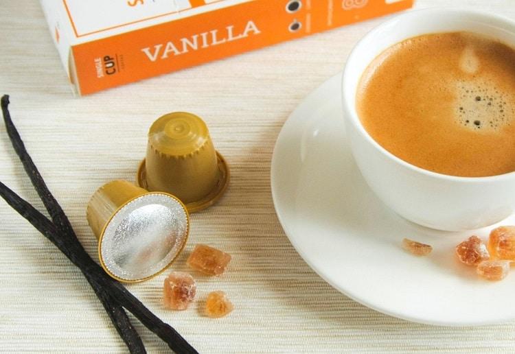 Ваниль для кофе