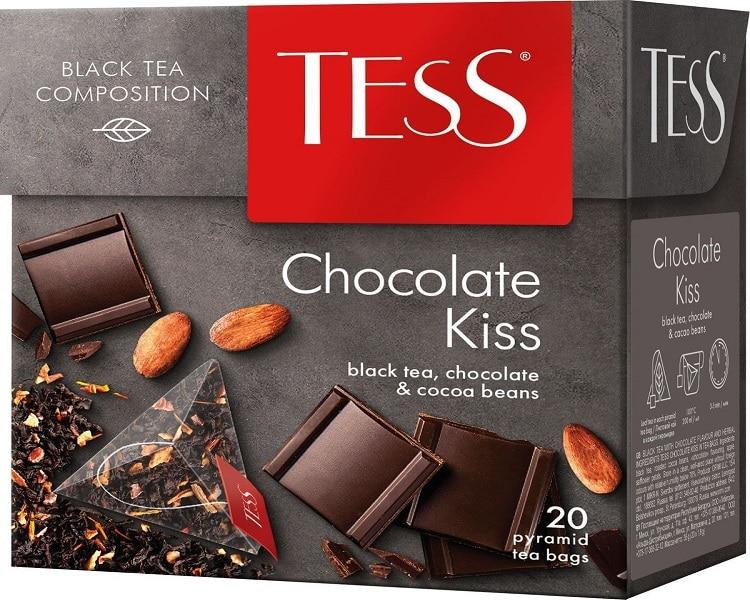 Черный чай Тесс