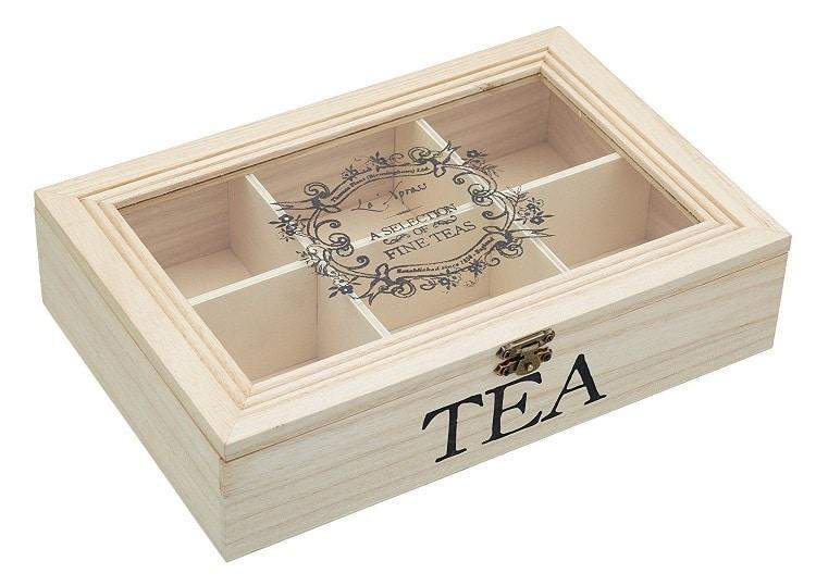 Чайная коробка